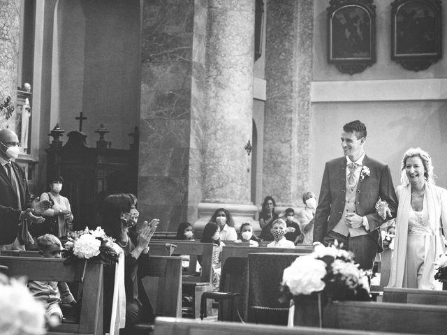 Il matrimonio di Simone e Sara a Lecco, Lecco 25