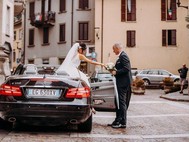 Il matrimonio di Simone e Sara a Lecco, Lecco 27