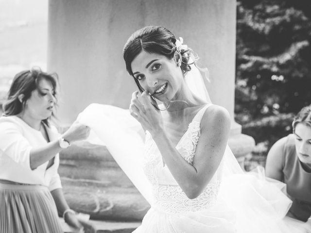 Il matrimonio di Simone e Sara a Lecco, Lecco 30