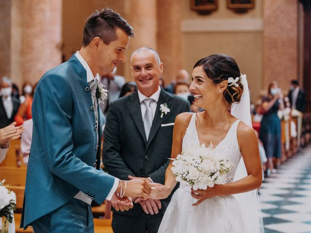 Il matrimonio di Simone e Sara a Lecco, Lecco 32
