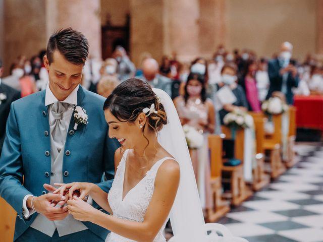 Il matrimonio di Simone e Sara a Lecco, Lecco 33