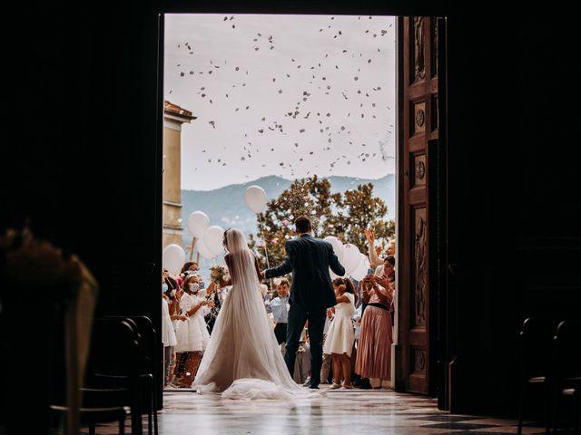 Il matrimonio di Simone e Sara a Lecco, Lecco 2
