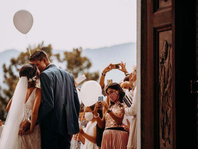 Il matrimonio di Simone e Sara a Lecco, Lecco 37