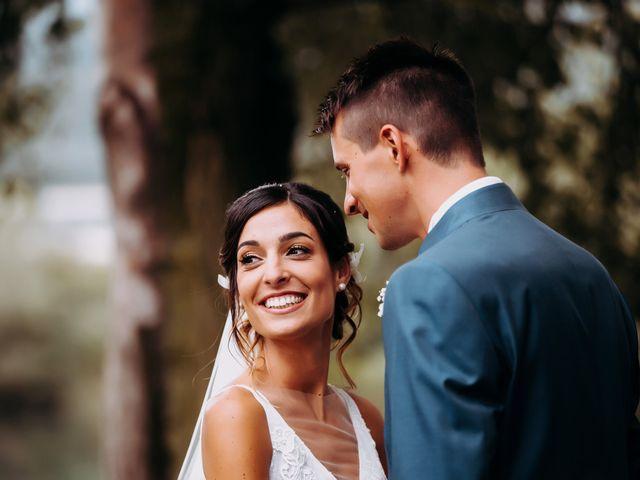 Il matrimonio di Simone e Sara a Lecco, Lecco 41