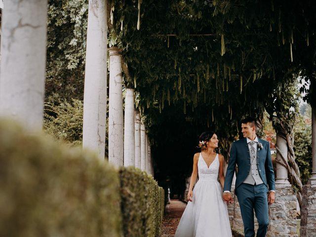Il matrimonio di Simone e Sara a Lecco, Lecco 47