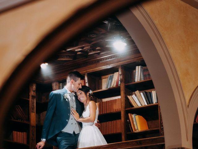 Il matrimonio di Simone e Sara a Lecco, Lecco 48