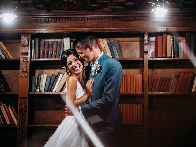 Il matrimonio di Simone e Sara a Lecco, Lecco 50