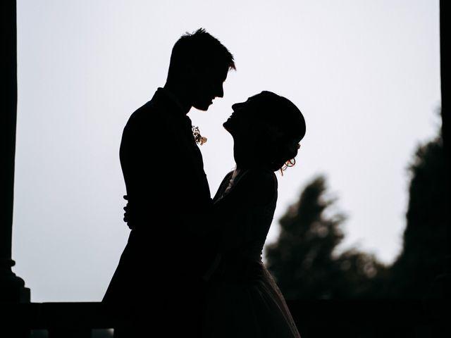 Il matrimonio di Simone e Sara a Lecco, Lecco 55