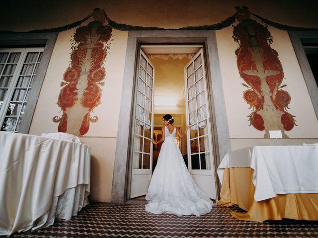 Il matrimonio di Simone e Sara a Lecco, Lecco 56