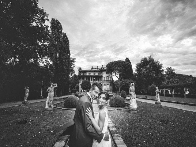Il matrimonio di Simone e Sara a Lecco, Lecco 62