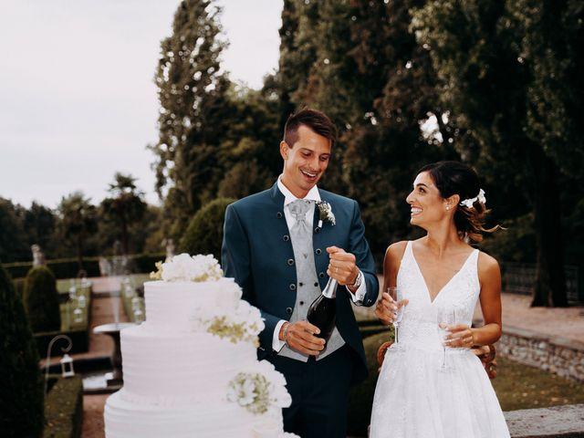 Il matrimonio di Simone e Sara a Lecco, Lecco 65