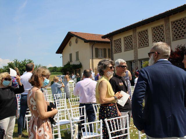Il matrimonio di Giorgio e Silvia a Fara Gera d'Adda, Bergamo 1