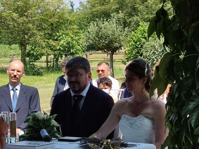 Il matrimonio di Giorgio e Silvia a Fara Gera d'Adda, Bergamo 4