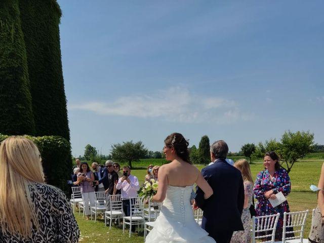 Il matrimonio di Giorgio e Silvia a Fara Gera d'Adda, Bergamo 7