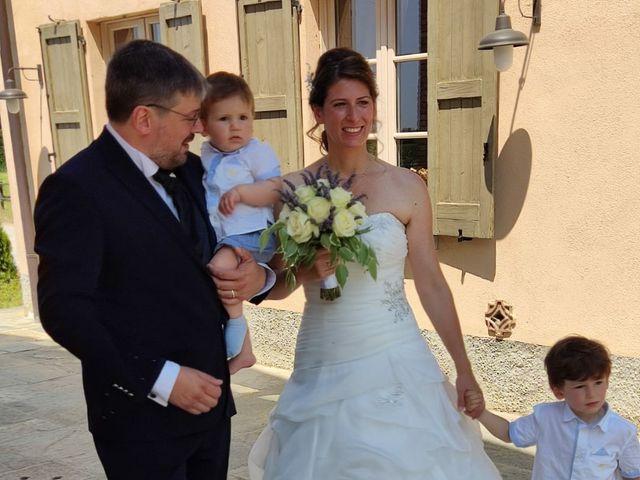 Il matrimonio di Giorgio e Silvia a Fara Gera d'Adda, Bergamo 9