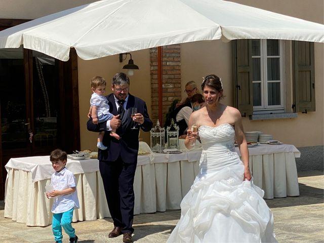 Il matrimonio di Giorgio e Silvia a Fara Gera d'Adda, Bergamo 11