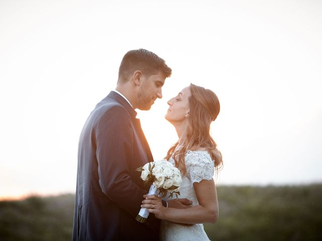 Le nozze di Giulia e Gino