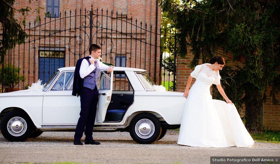 Il matrimonio di Andrea e Elena a Fontevivo, Parma