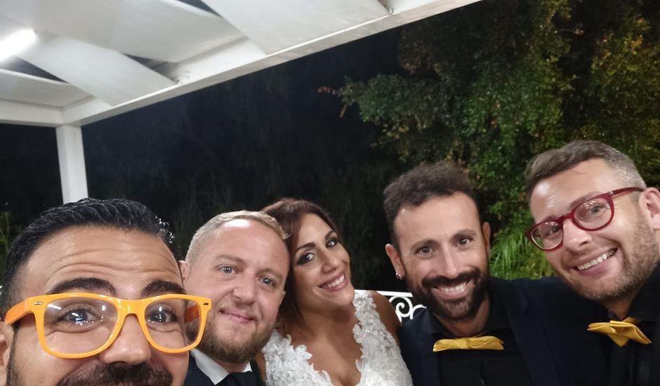 Il matrimonio di Stefania  e Vito a Trapani, Trapani