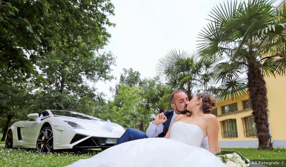 Il matrimonio di Amedeo e Alessia a Lainate, Milano