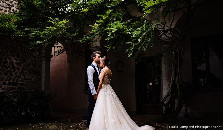 Il matrimonio di Paolo e Michela a Comignago, Novara