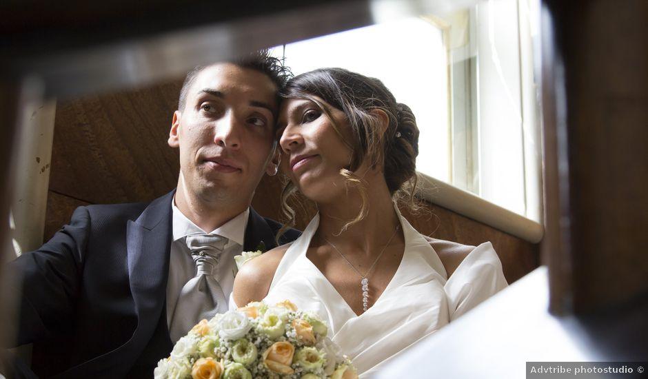 Il matrimonio di Cristian e Alessia a Lesmo, Monza e Brianza