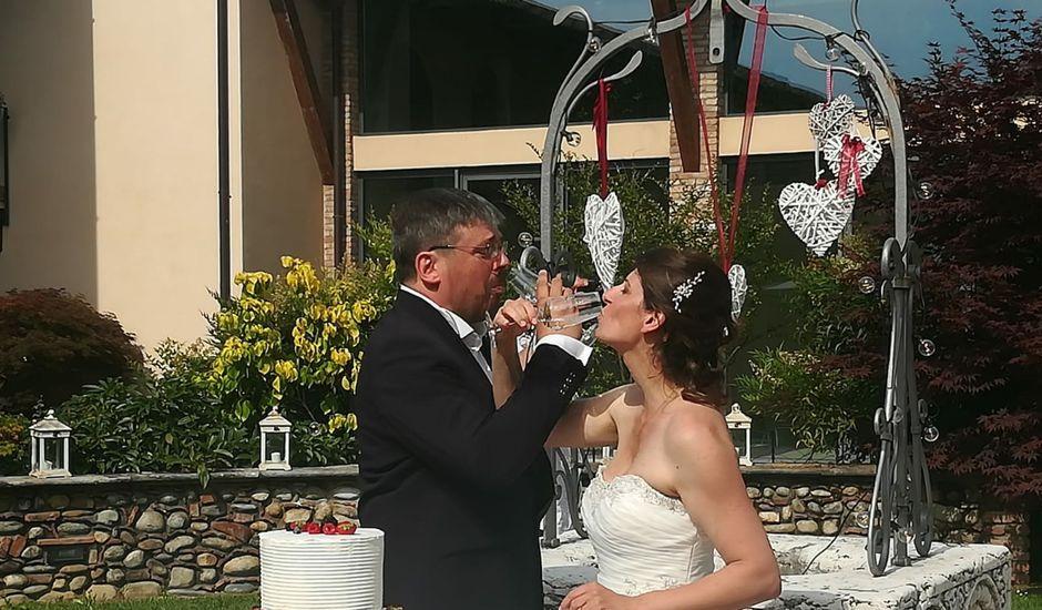 Il matrimonio di Giorgio e Silvia a Fara Gera d'Adda, Bergamo