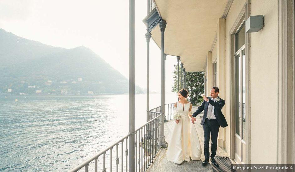 Il matrimonio di Umberto e Helena a Como, Como