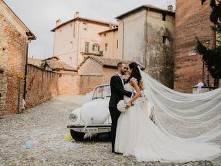 Le nozze di Annalisa e Jacopo