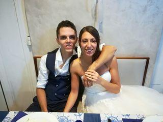 Le nozze di Jessica e Alex