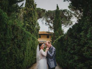Le nozze di Sabrina e Gerald