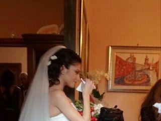 Le nozze di Claudia e Giordano 1