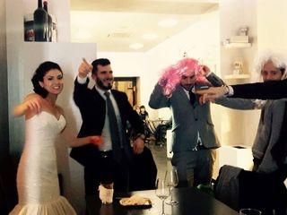 Le nozze di Claudia e Giordano
