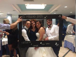 Le nozze di Nicoletta  e Omar
