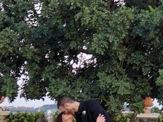 Le nozze di Monica  e Alfonso  1