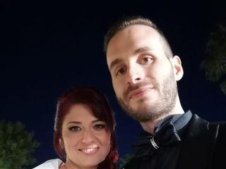 Le nozze di Monica  e Alfonso  3