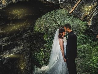 Le nozze di Monica  e Alfonso