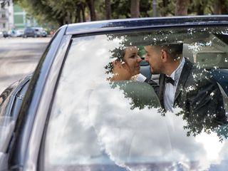 Le nozze di Rita e Salvatore