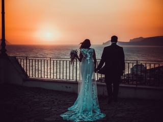 Le nozze di Sabrina e Maximiliano