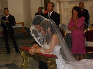 Le nozze di Giovanna e Fabrizio 1