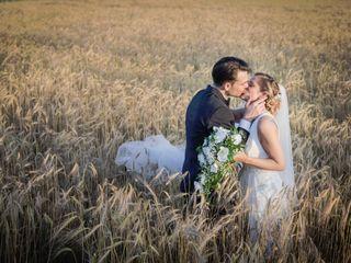 Le nozze di Claudia e Damiano