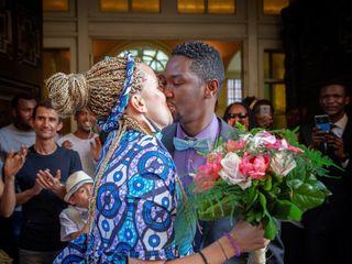 Le nozze di Francesca e Kouli