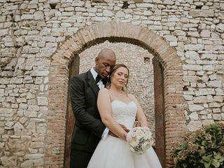 Le nozze di Elisa e Joston