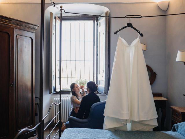 Il matrimonio di Fabio e Camille a Vico Equense, Napoli 7