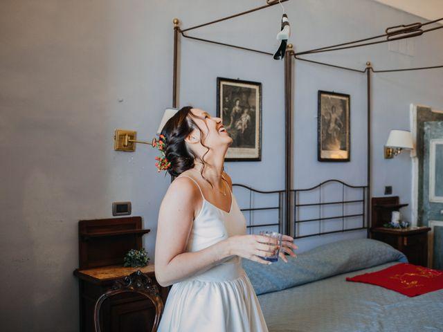 Il matrimonio di Fabio e Camille a Vico Equense, Napoli 11