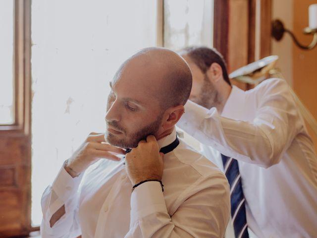 Il matrimonio di Fabio e Camille a Vico Equense, Napoli 12