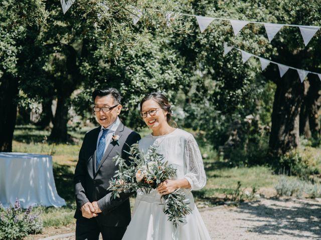 Il matrimonio di Fabio e Camille a Vico Equense, Napoli 14