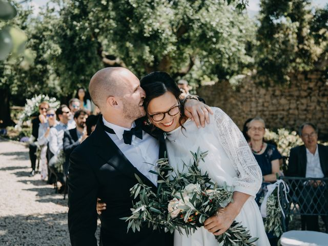 Il matrimonio di Fabio e Camille a Vico Equense, Napoli 19