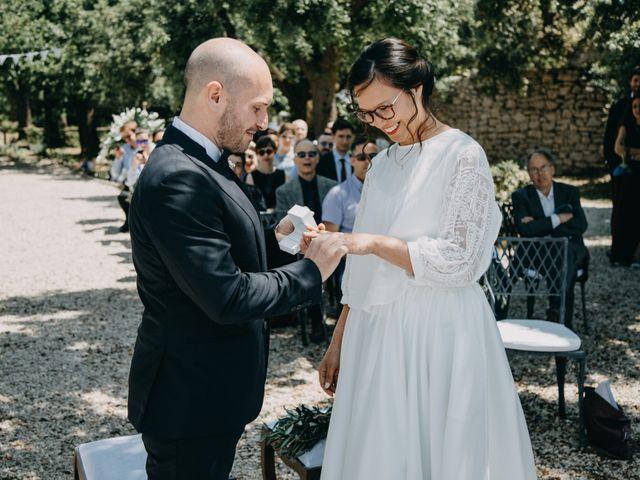 Il matrimonio di Fabio e Camille a Vico Equense, Napoli 21