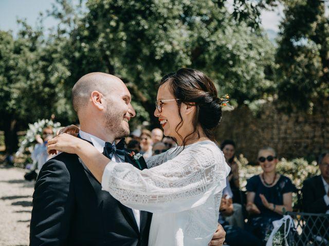 le nozze di Camille e Fabio
